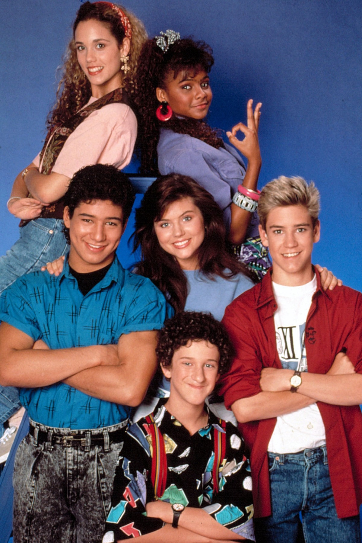 INTRO 1 Remember Saved By The Bell? Here's What The Cast Look Like Today!
