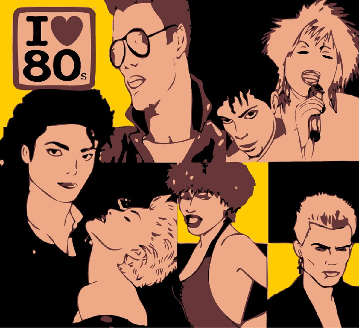 INTRO 3 Only TRUE 80s Girls Owned All 12 Of These Albums!
