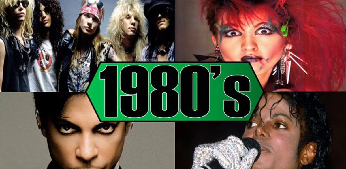 INTRO 5 10 Pop Acts All 80s Girls Loved