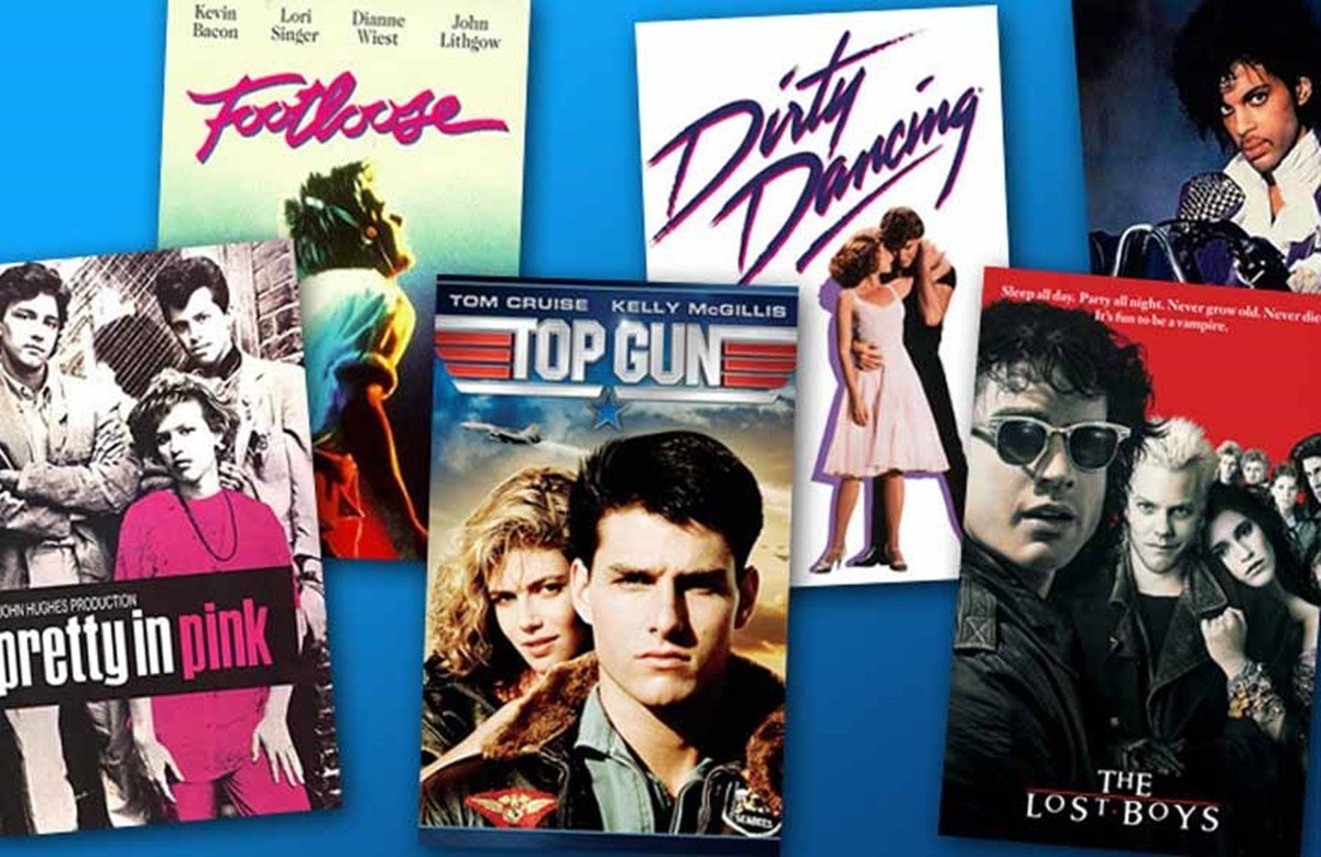 INTRO2 1 10 Film Soundtracks That Will Transport You Back To The 80s!