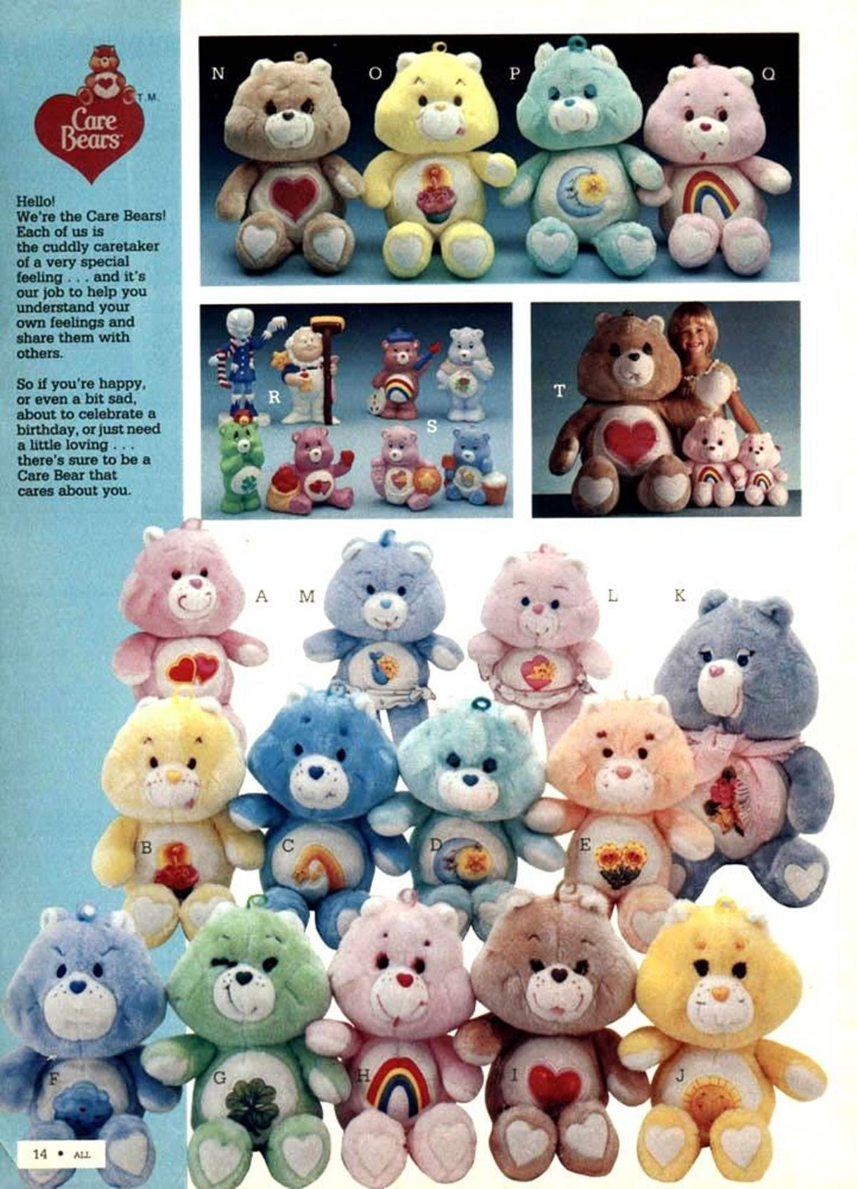 INTRO2 3 10 Cuddly Toys All 80s Girls Wanted!
