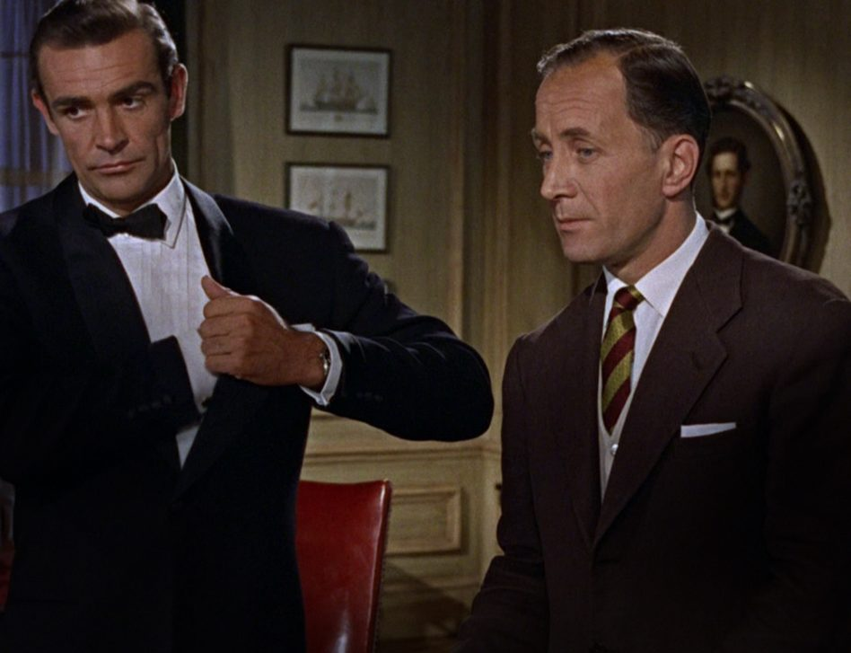 JBDb DN Boothroyd e1615380435490 30 Things You Probably Didn't Know About The James Bond Films