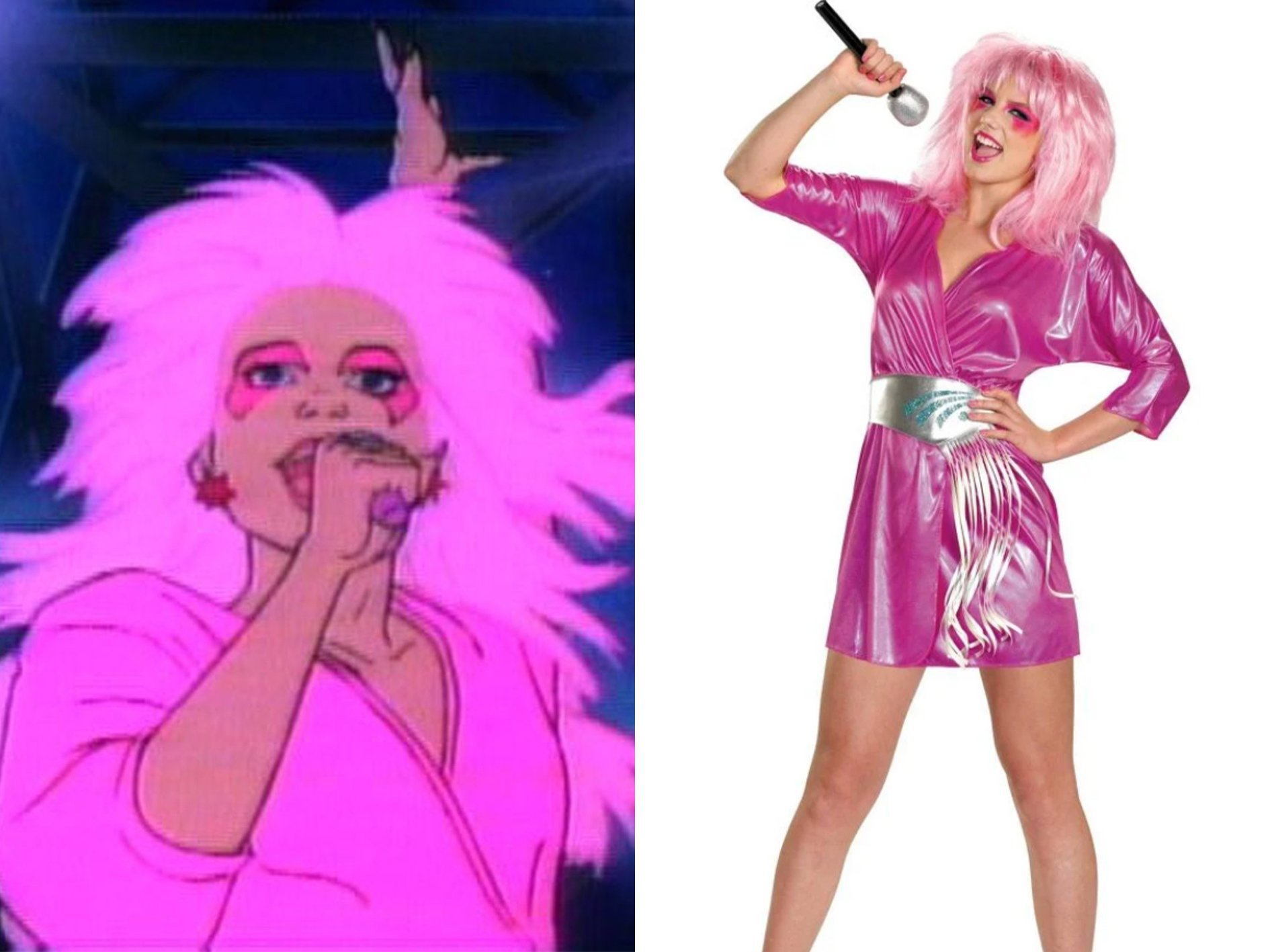 Jem 15 Halloween Costumes Inspired By The 80s - Who Will You Go As?