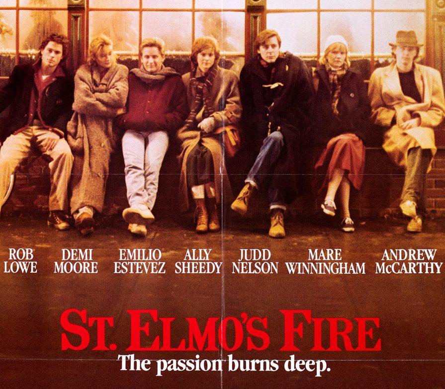 MV5BZjdlMTJkNDQtMmI5ZS00OTA1LWI2YTYtN2I5MGQwODhjOTQwXkEyXkFqcGdeQXVyMTQxNzMzNDI@. V1 e1617176551556 20 Facts About St Elmo's Fire That Are Absolute Scorchers