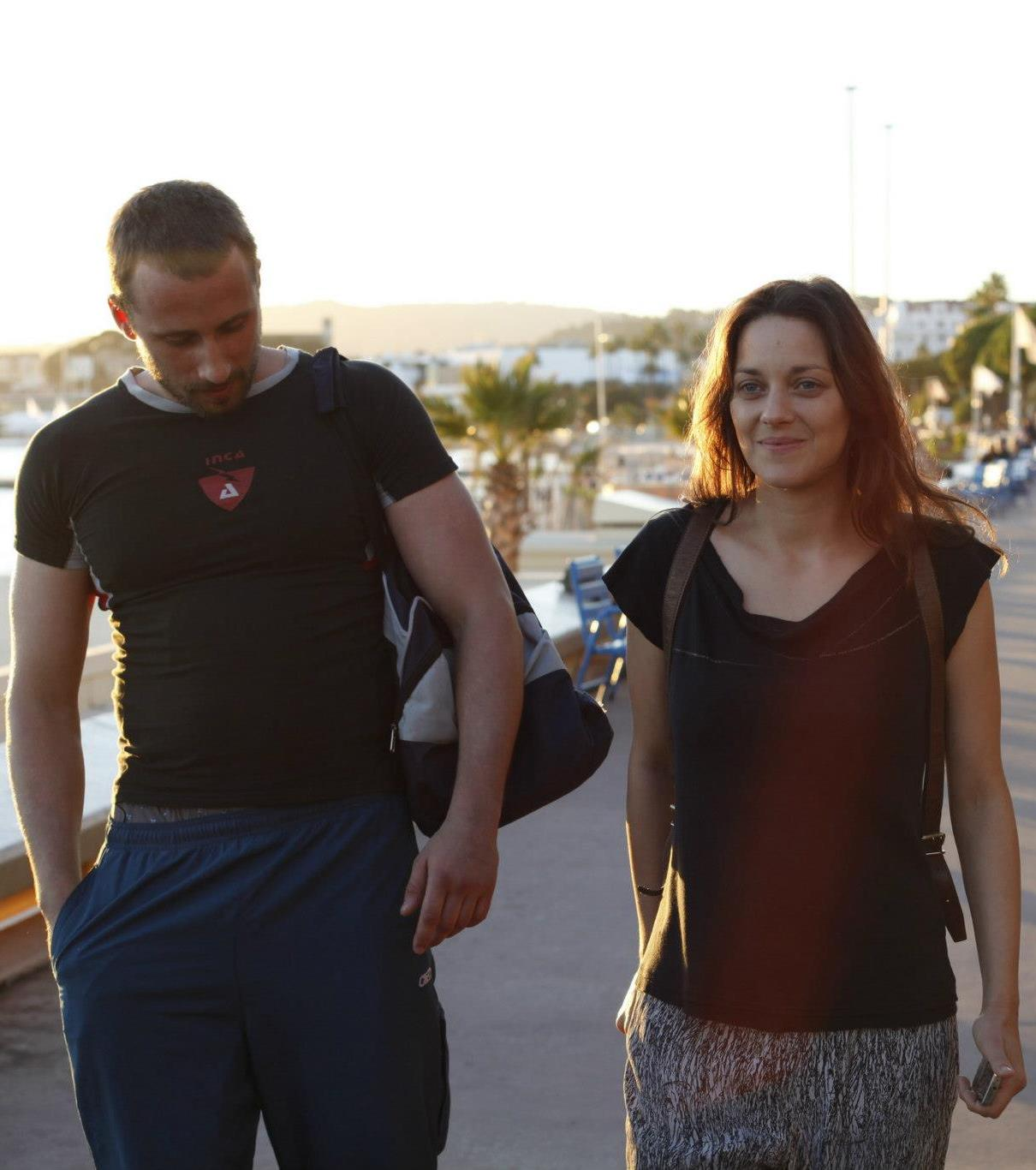 Matthias Schoenaerts and Martion Cotillard in Rust and Bone 2 25 Things You Didn't Know About The Dark Knight Rises