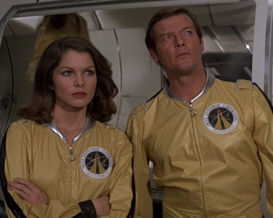 Moonraker1 e1615305560506 30 Things You Probably Didn't Know About The James Bond Films