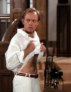 Niles Crane frasier 9341121 343 443 20 Tragic Things You Didn't Know About Kelsey Grammer