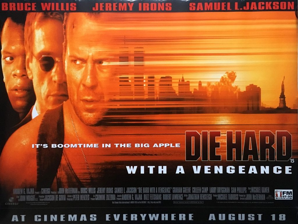 PIC 1 1 Yipee-Ki-Yay! 12 Amazing Facts About Die Hard With a Vengeance!