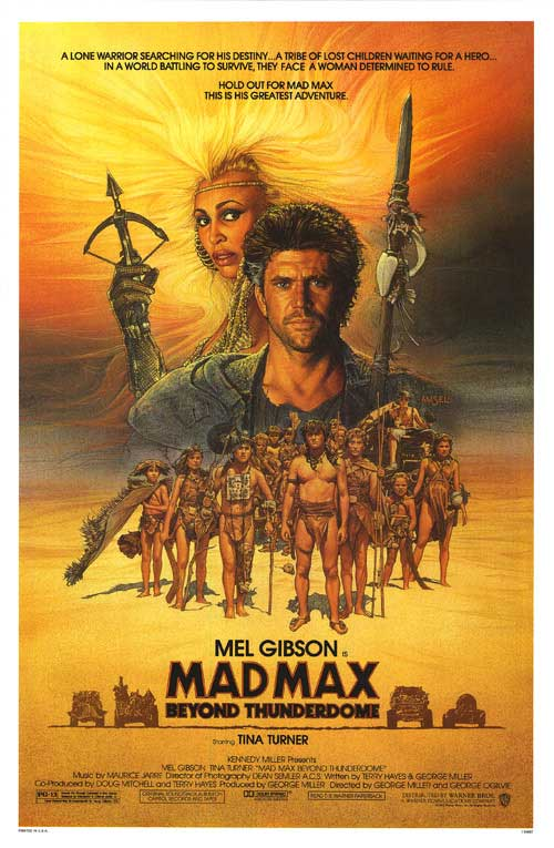 PIC 1 4 13 Mad Facts You Probably Never Knew About Mad Max Beyond Thunderdome!