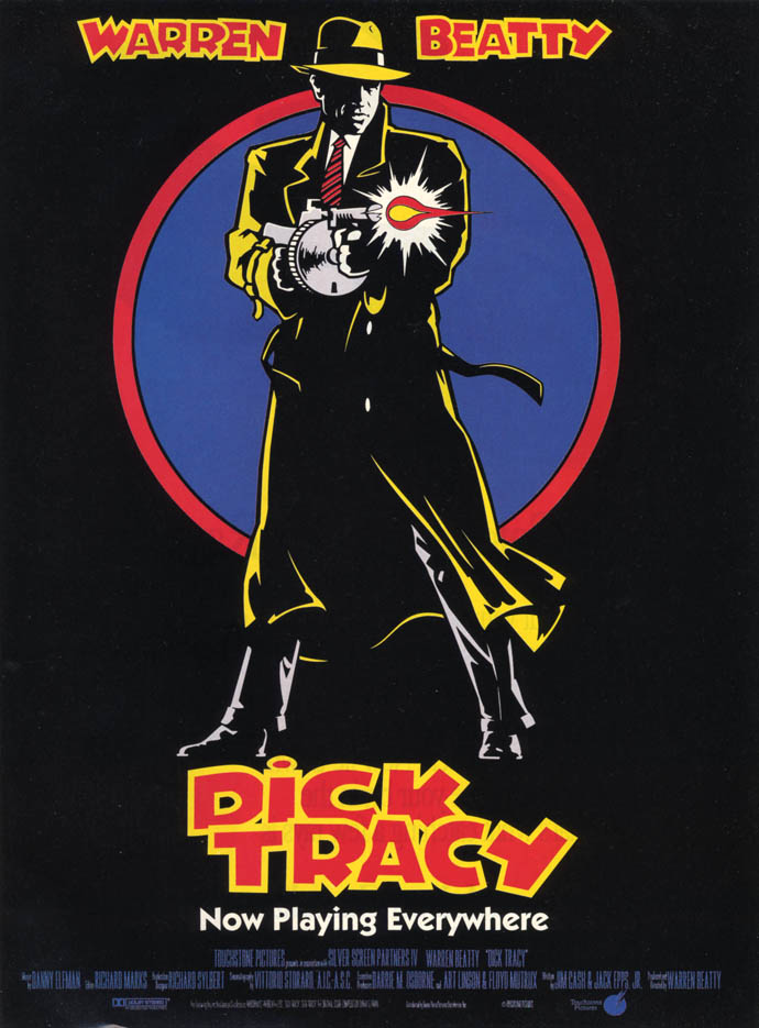 PIC 1 42 13 Interesting Facts You Probably Didn't Know About Dick Tracy!