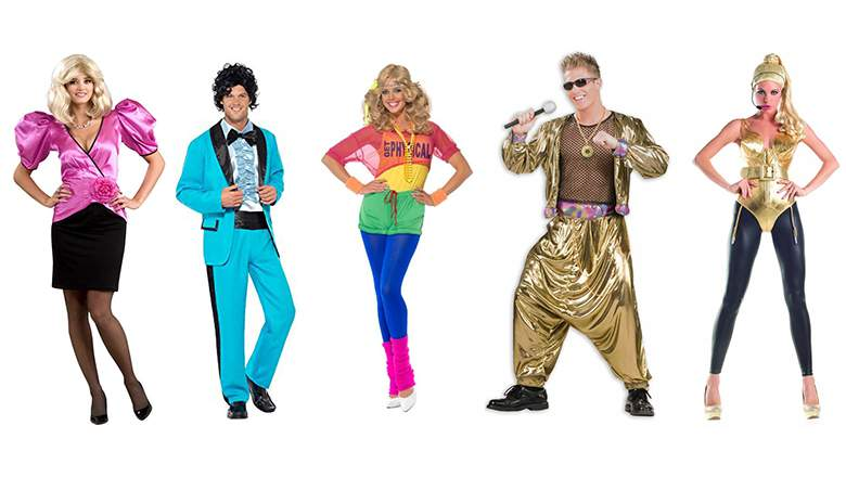 PIC 18 1 17 Halloween Costumes Inspired By The 80s - Who Will You Go As?