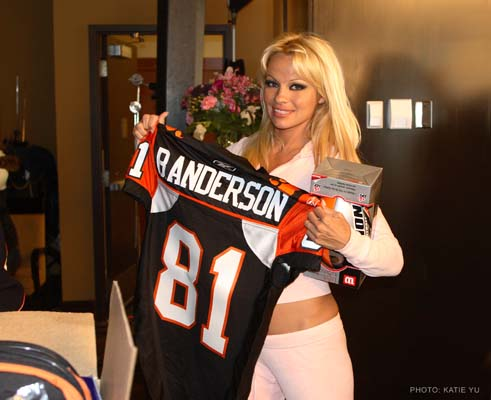 PIC 4 23 13 Pam-tastic Facts You Probably Never Knew About Pamela Anderson!