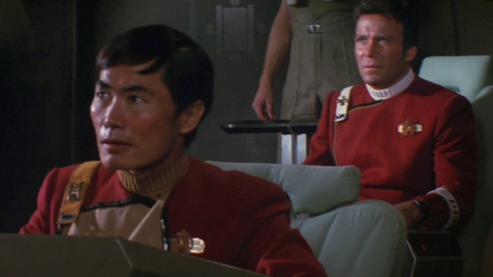 PIC 6 1 12 Amazing Facts You Probably Never Knew About Star Trek II: The Wrath Of Khan!