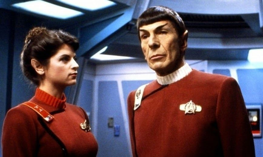 PIC 9 2 12 Amazing Facts You Probably Never Knew About Star Trek II: The Wrath Of Khan!