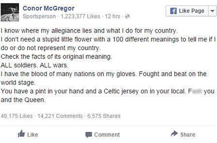 POPPY 3487118c 20 Craziest Conor McGregor Moments