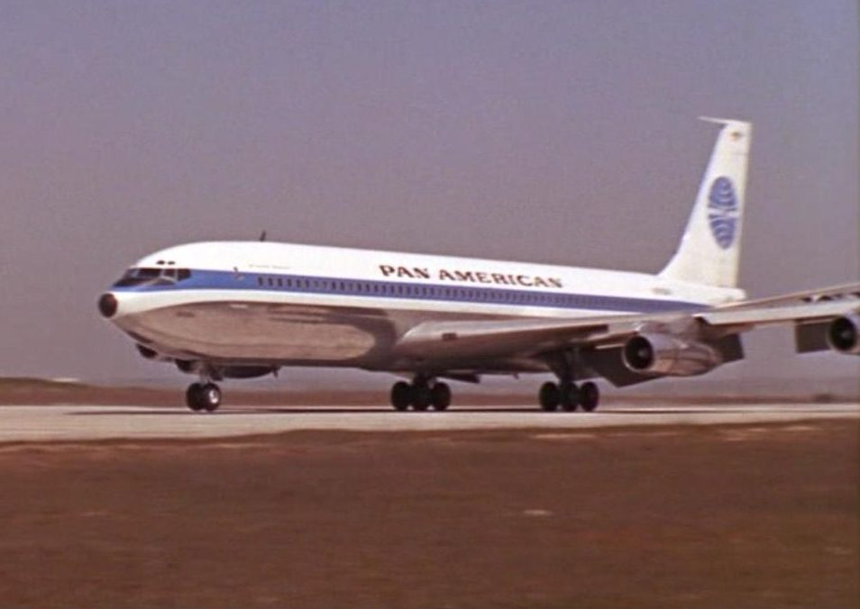 Pan Am N762PA e1615383073986 30 Things You Probably Didn't Know About The James Bond Films