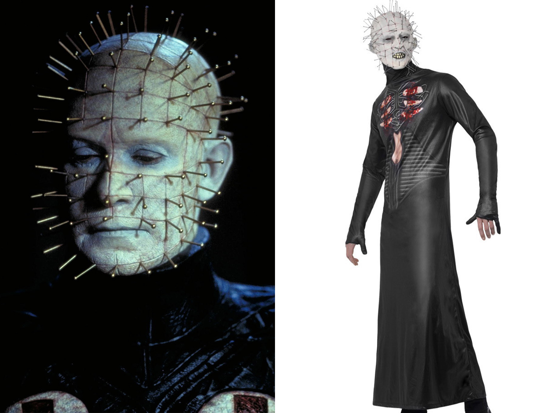 Pinhead 15 Halloween Costumes Inspired By The 80s - Who Will You Go As?