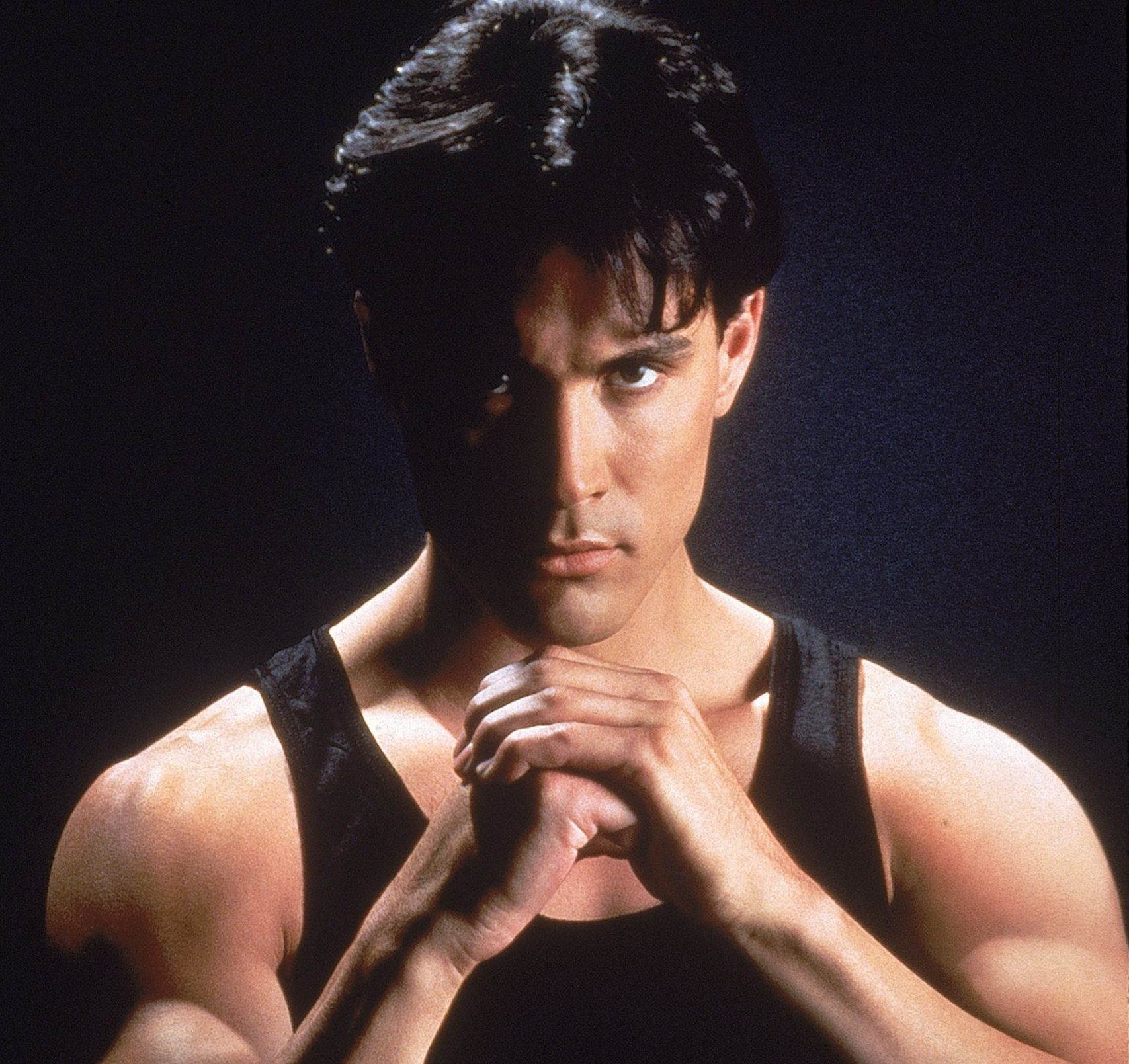 Rapid Fire with Brandon Lee scaled e1616598473728 Flawless Victory! 20 Things You Didn't Know About The 1995 Mortal Kombat Movie