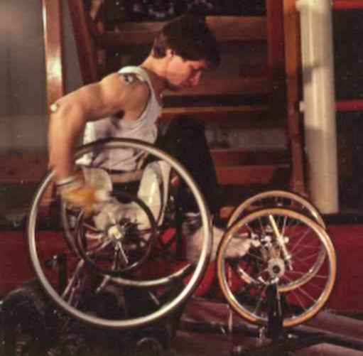 Rick Hansen e1616506236211 20 Facts About St Elmo's Fire That Are Absolute Scorchers