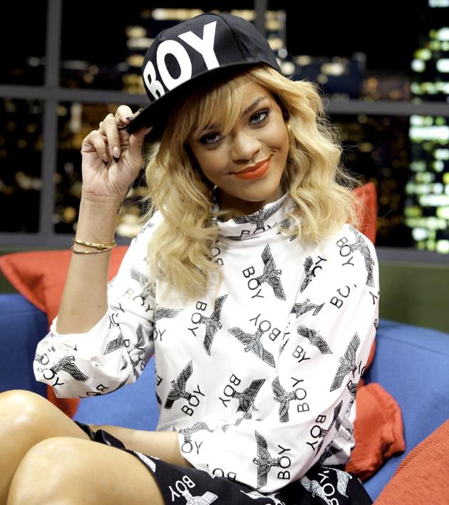 Rihanna Boy London 20 Things You Didn't Know About Rihanna
