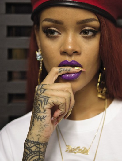 Screen Shot 2018 10 12 at 13.44.54 20 Things You Didn't Know About Rihanna