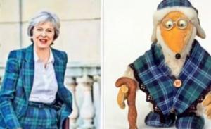 Screen Shot 2018 10 15 at 13.22.11 Theresa May Has Been Spotted Wearing Humpty's Skin