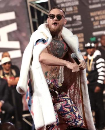 Screen Shot 2018 10 17 at 14.55.31 20 Craziest Conor McGregor Moments
