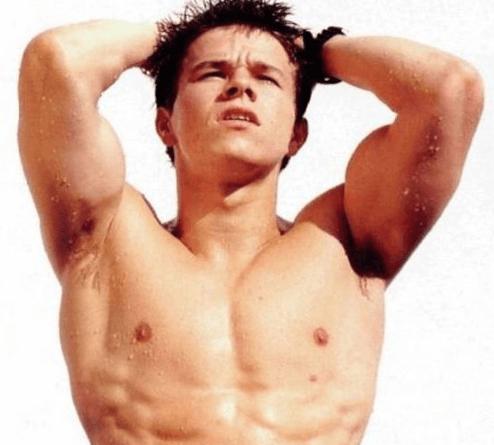 Mark Wahlberg's Third Nipple