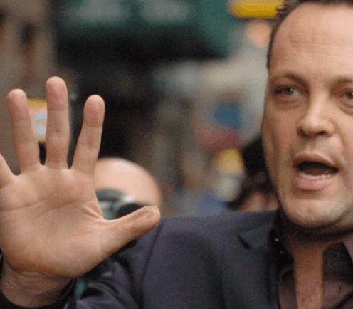 Vince Vaughn's Severed Thumb