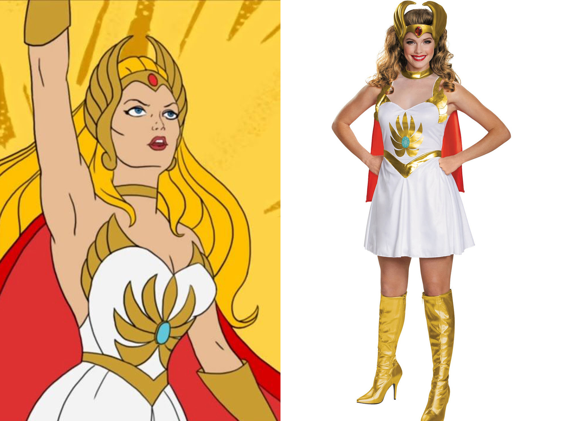 She Ra 1 15 Halloween Costumes Inspired By The 80s - Who Will You Go As?