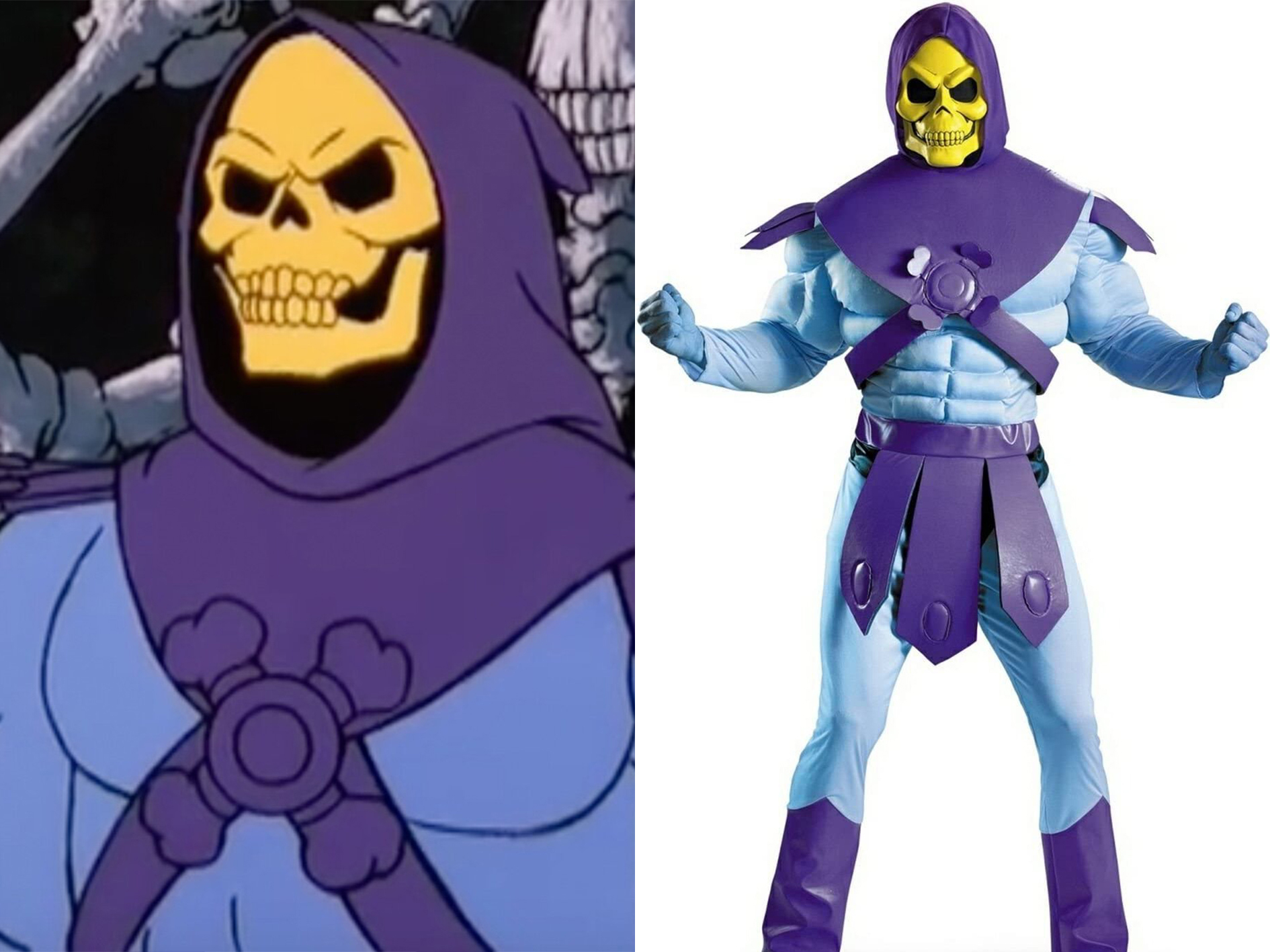 Skeletor 15 Halloween Costumes Inspired By The 80s - Who Will You Go As?