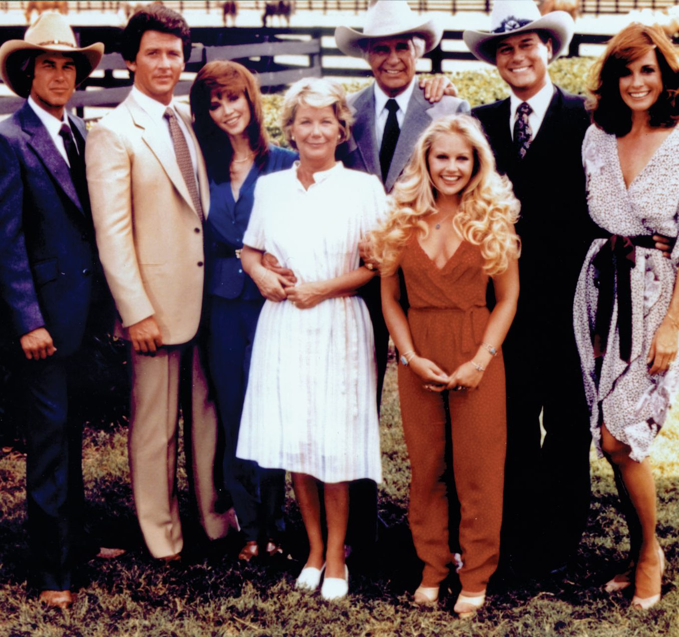 Steve Kanaly Patrick Duffy Linda Gray Dallas e1608306793260 20 Things You Probably Didn't Know About Miami Vice