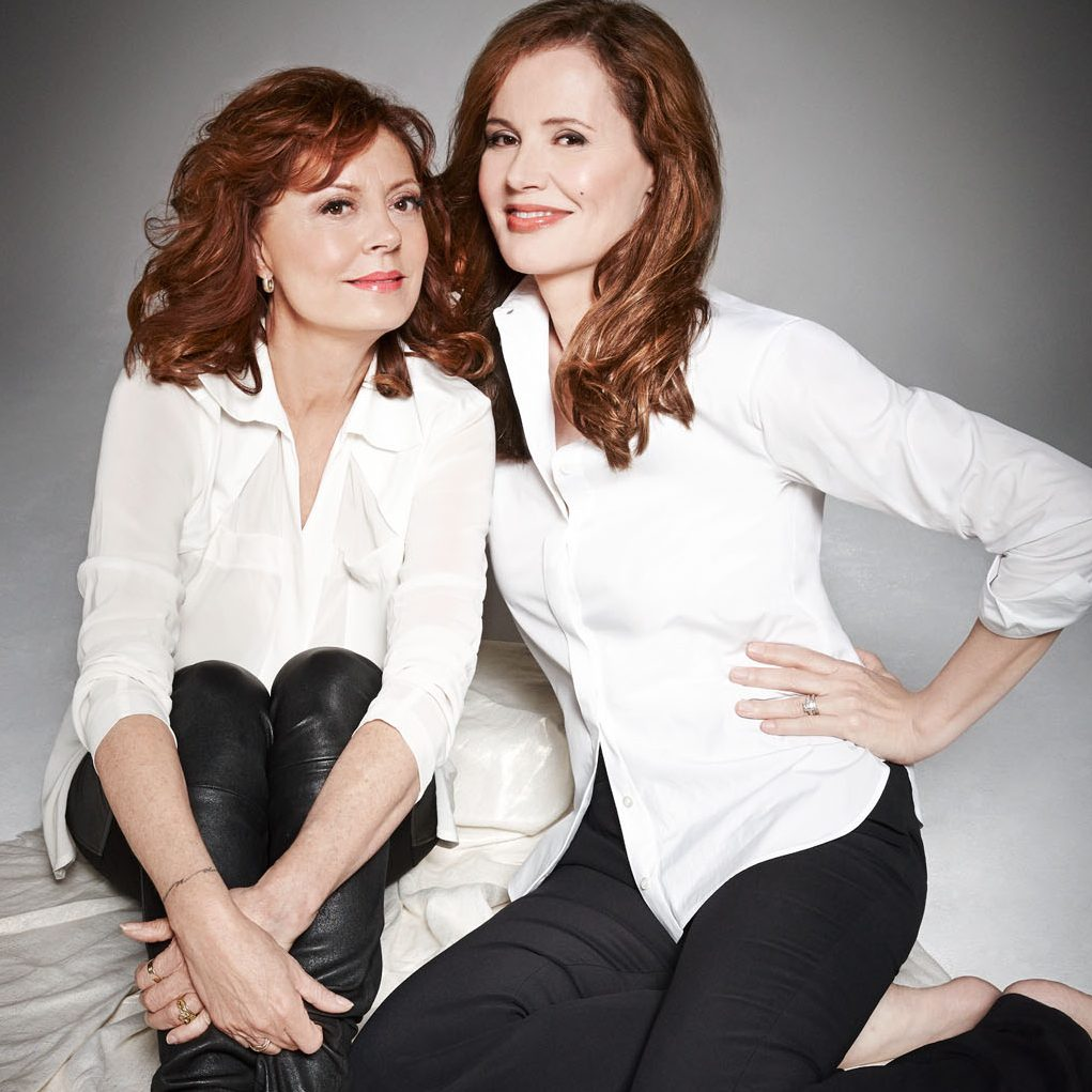 Susan Sarandon GeenaDavis David Needleman D 164 a p e1603465065397 20 Things You Might Not Have Realised About Thelma & Louise