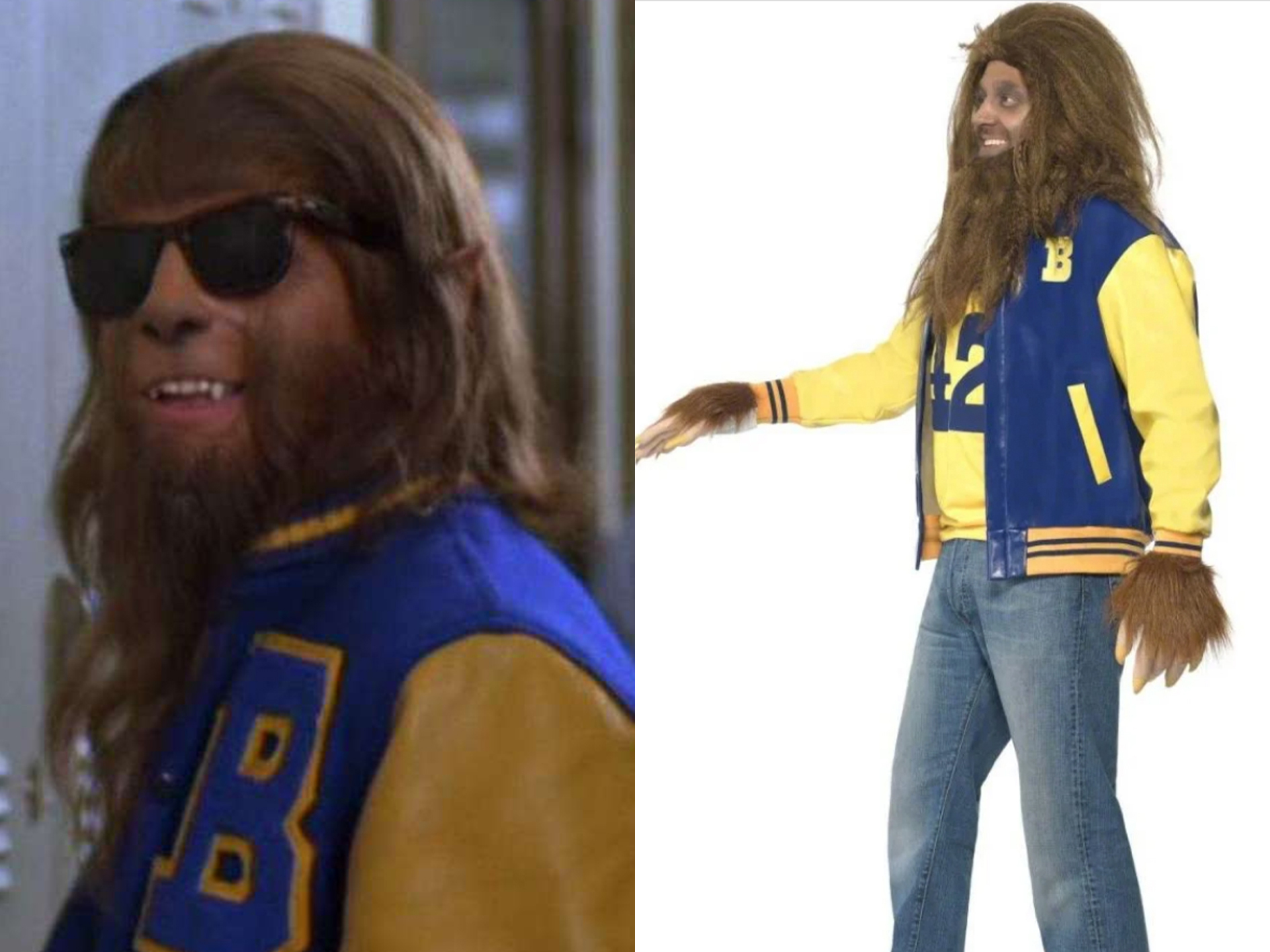 Teen Wolf 15 Halloween Costumes Inspired By The 80s - Who Will You Go As?