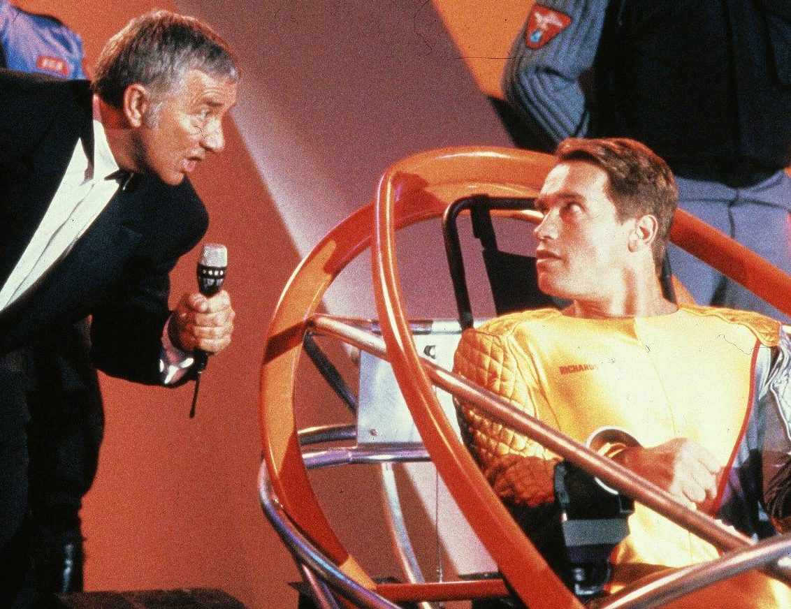 The Running Man e1624888622393 10 Fast-Moving Facts About Schwarzenegger's The Running Man