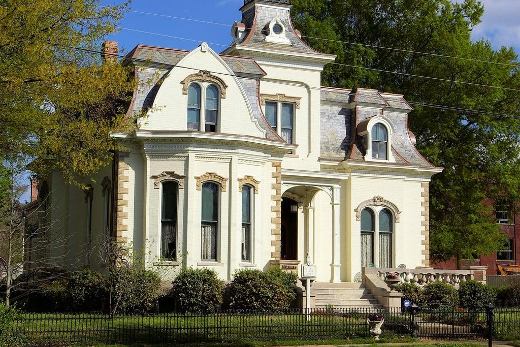 Villa Marre Little Rock Arkansas 10 Fun Facts You Never Knew About Designing Women!