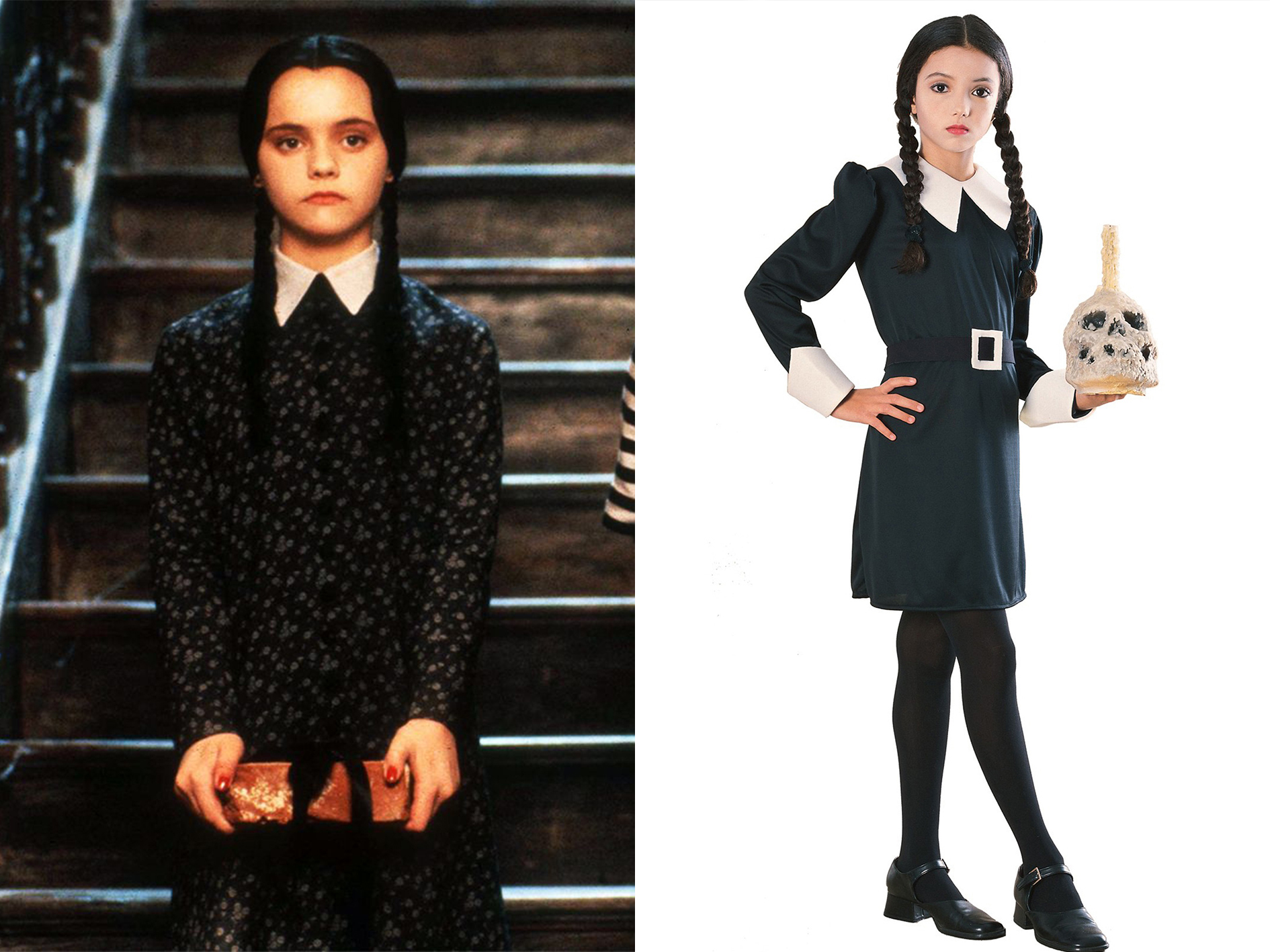 Wednesday Addams 15 Halloween Costumes Inspired By The 80s - Who Will You Go As?