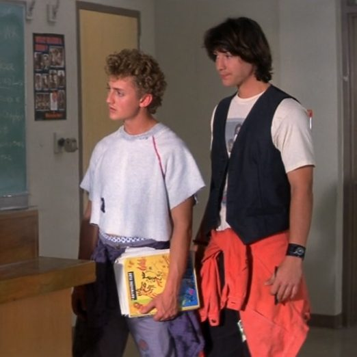 ZQVRANr 1 e1599573517489 25 Totally Non-Heinous Facts About Bill & Ted's Excellent Adventure!