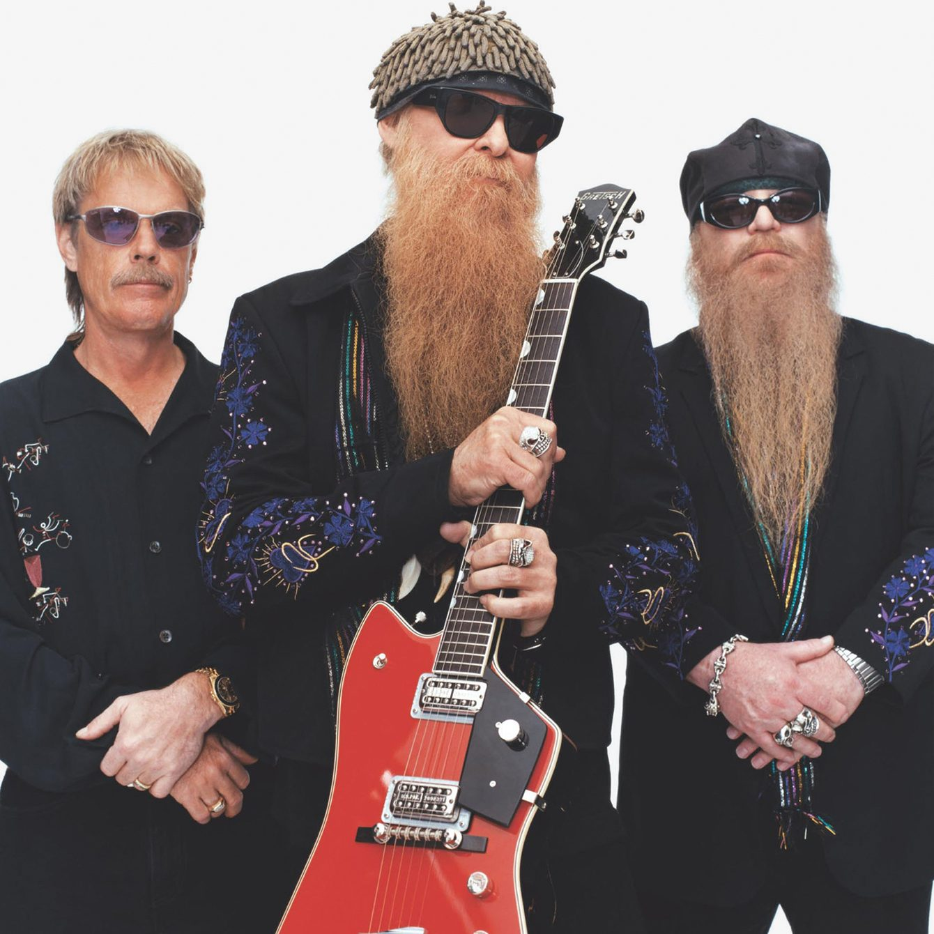 ZZ Top Billy Gibbons Frank Beard Dusty 2003 e1599574751771 25 Totally Non-Heinous Facts About Bill & Ted's Excellent Adventure!