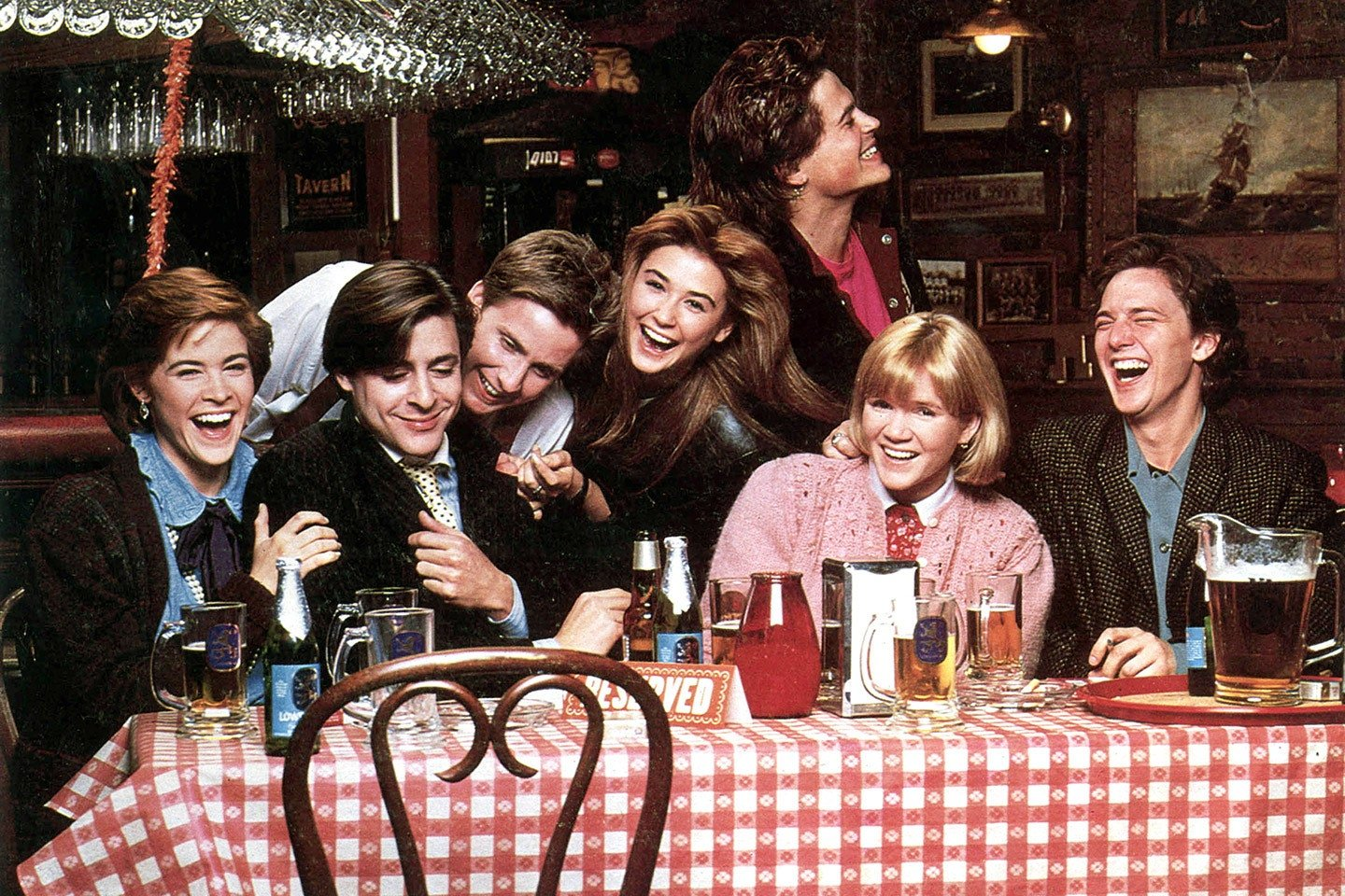 a st elmos fire 30 anniversary 1 20 Facts About St Elmo's Fire That Are Absolute Scorchers
