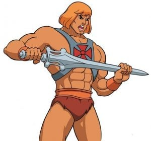 auctus digital he man 2 The Top 10 Worst/Best Men's Hairstyles of the 80s