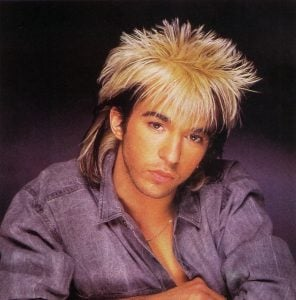 auctus digital limahl 2 The Top 10 Worst/Best Men's Hairstyles of the 80s