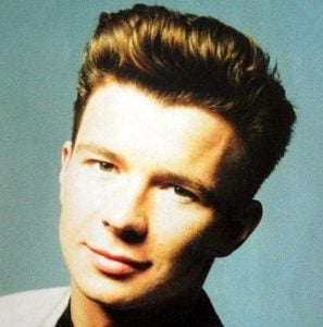 auctus digital rick astley 2 The Top 10 Worst/Best Men's Hairstyles of the 80s