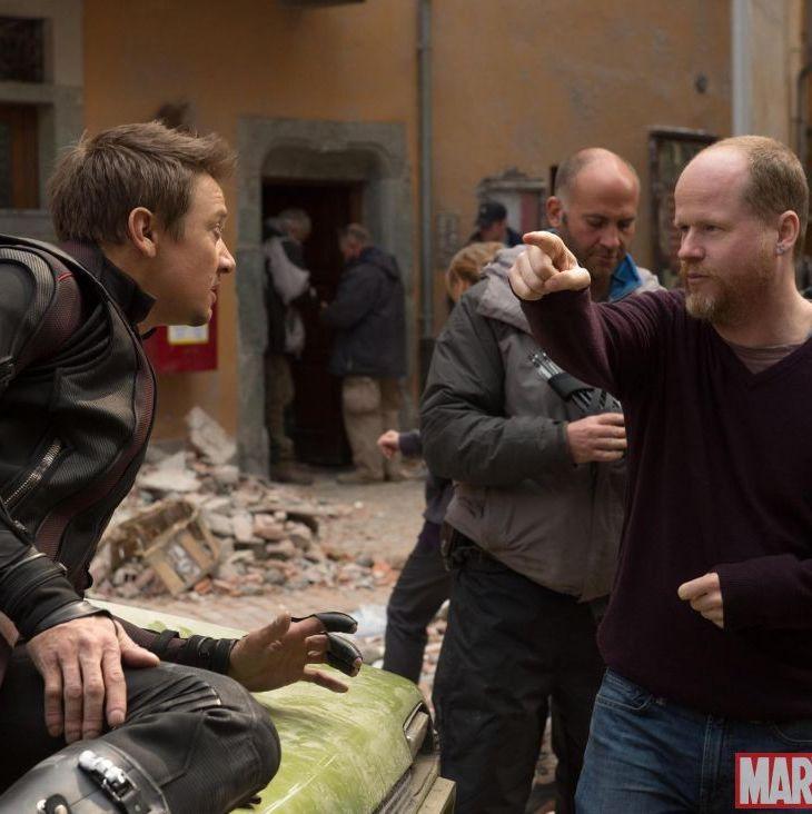 avengers age of ultron joss whedon hawkeye 30 Things You Didn't Know About Avengers: Age of Ultron