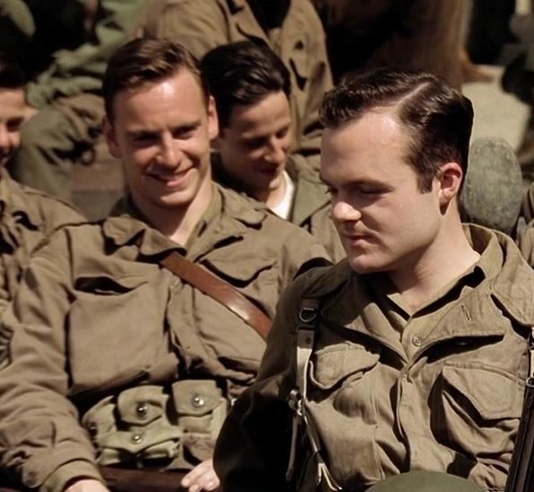 band of brothers why we fight fassbender hardy 1 e1611659970100 40 Things You Didn't Know About Tom Hardy