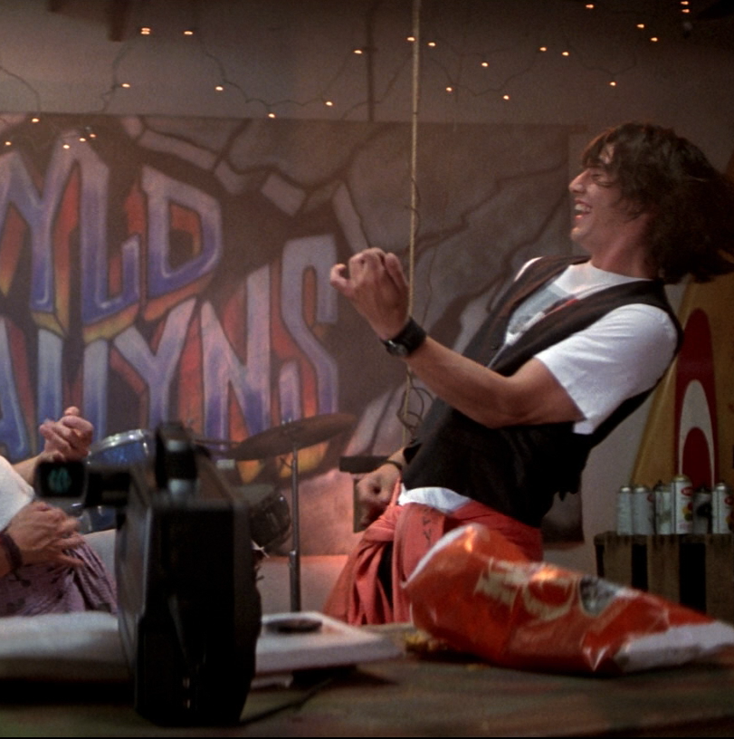 bill and teds excellent adventure 5 e1599573914158 25 Totally Non-Heinous Facts About Bill & Ted's Excellent Adventure!