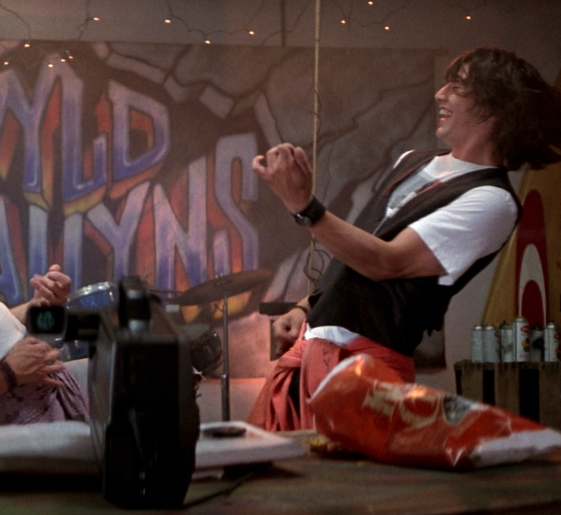 bill and teds excellent adventure 5 e1616513492436 25 Totally Non-Heinous Facts About Bill & Ted's Excellent Adventure!