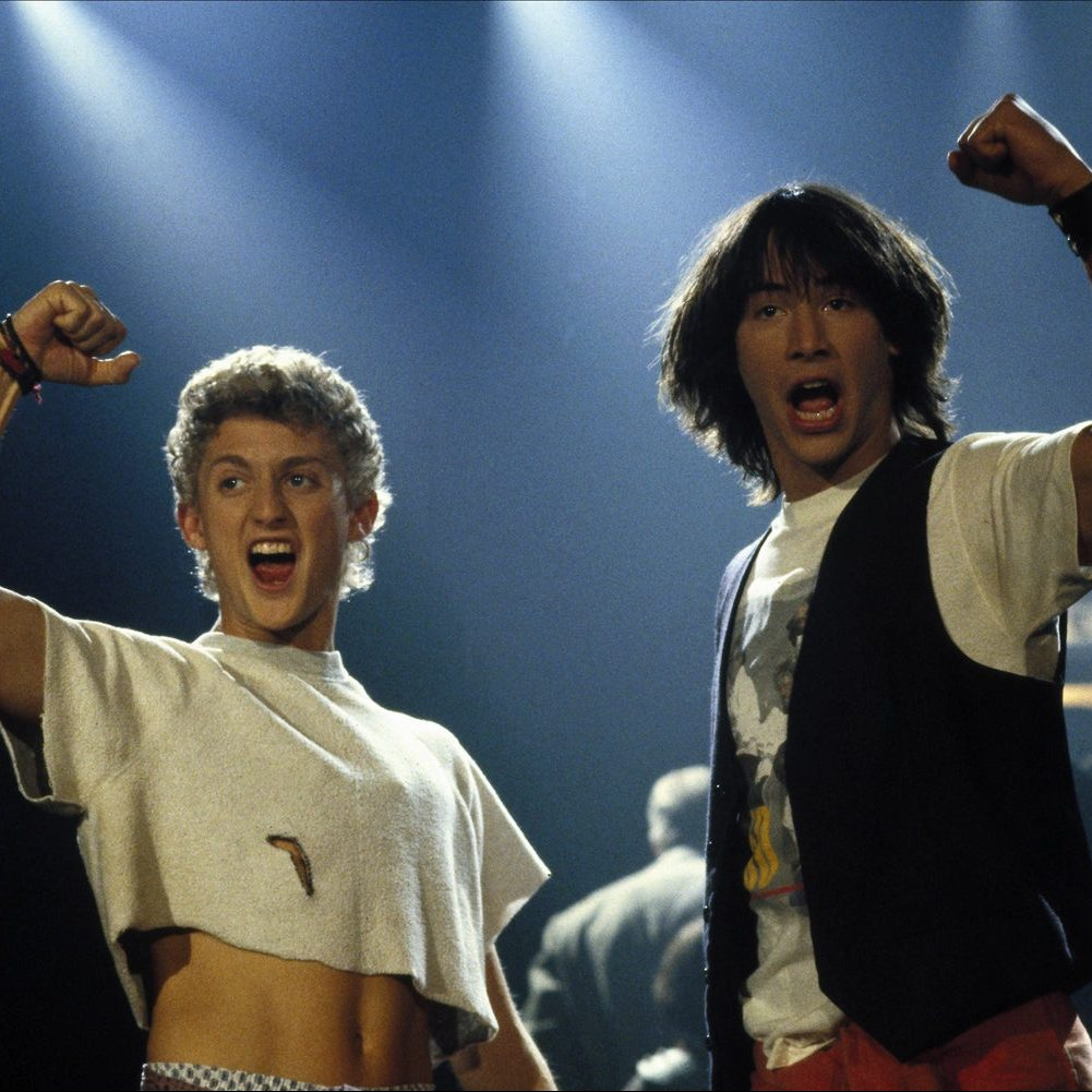 billandted e1599571317174 25 Totally Non-Heinous Facts About Bill & Ted's Excellent Adventure!