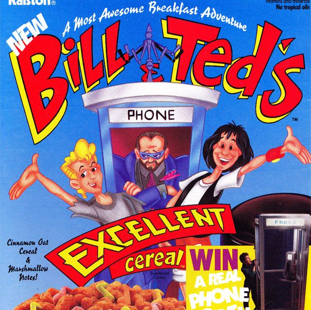 c 34 bill ted excellent cereal box front e1599640261858 25 Totally Non-Heinous Facts About Bill & Ted's Excellent Adventure!