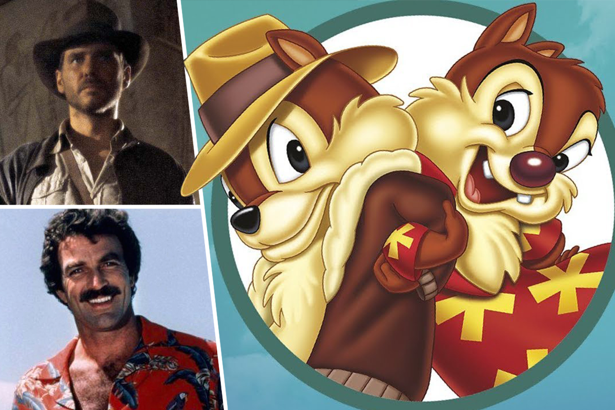 chipndalecomposite 10 Facts About Chip 'n Dale: Rescue Rangers That Are Totally Nuts